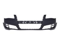 Бампер передний с отв. под омыватели фар и парктроник AUDI A8 D4 2009,2010,2011,2012,2013,2014
