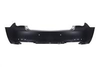 Бампер задний с отв. под парктроник BMW 7 F01 / F02 / F04 2008,2009,2010,2011,2012,2013,2014,2015