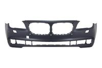 Бампер передний с отв. под омыватели фар, парктроником и боковыми камерами BMW 7 F01 / F02 / F04 2008,2009,2010,2011,2012,2013,2014,2015