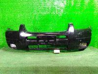 Бампер передний черный в сборе с ПТФ (потертости) FORD ESCAPE 2000,2001,2002,2003,2004,2005,2006
