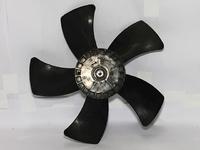 Крыльчатка вентилятора радиатора охлаждения NISSAN TIIDA C11 2004,2005,2006,2007