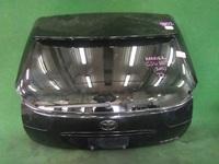 Крышка багажника черная без стекла TOYOTA HARRIER / LEXUS RX XU30 2003-2013