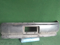 Бампер задний зеленый TOYOTA MARK II X90 1992-1996