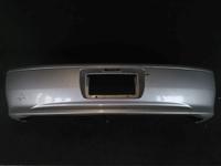 Бампер задний серебро (лом крепление, царапины) TOYOTA COROLLA SPACIO E110 1997-2001