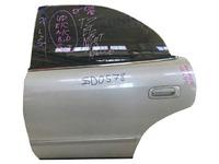 Дверь задняя левая белая в сборе TOYOTA CHASER X90 1992-1996