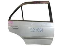 Дверь задняя правая белая в сборе TOYOTA CORONA PREMIO T210 1996-2001