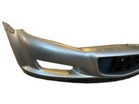 Бампер передний серый в сборе с решеткой и повторителями MAZDA RX-8