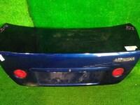 Крышка багажника синяя в сборе с обшивкой, с фонарями LEXUS IS I 200/300 XE10 1998-2005