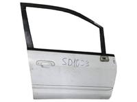 Дверь передняя правая белая в сборе MAZDA PREMACY CP 1998,1999,2000,2001,2002,2003,2004,2005