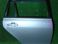 Дверь задняя правая серебро в сборе TOYOTA COROLLA FIELDER E140 2006-2012