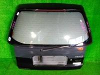 Крышка багажника черная в сборе со стеклом, со спойлером MITSUBISHI RVR I N1 / N2 1991,1992,1993,1994,1995,1996,1997
