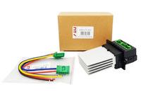 Разъем подключения фишка резистора регулятора вентилятора отопителя NISSAN EXPERT