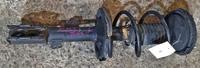 Амортизатор подвески передний правый в сборе 2WD (порван пыльник) TOYOTA IPSUM / PICNIC M20 M 20 2003,2004,2005,2006,2007,2008,2009
