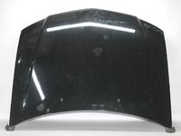 Капот черный (дефект потертости, царапины) NISSAN ALMERA CLASSIC B10 2006,2007,2008,2009,2010,2011,2012