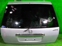 Крышка багажника серебро в сборе со стеклом, камера ,стеклоочиститель , обшивка HONDA MDX