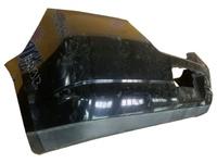 Бампер задний черный (царапины) NISSAN TIIDA C11 2004,2005,2006,2007