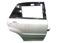 Дверь задняя правая серебро в сборе TOYOTA HARRIER / LEXUS RX XU30 2003-2013