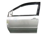 Дверь передняя левая серебро в сборе TOYOTA HARRIER / LEXUS RX XU30 2003-2013