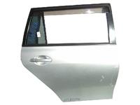 Дверь задняя правая серебро TOYOTA COROLLA FIELDER E140 2006-2012
