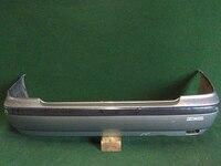 Бампер задний серый с парктроником (вмятина) NISSAN PRIMERA II P11 1995,1996,1997,1998,1999,2000,2001,2002