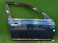 Дверь передняя правая синяя в сборе NISSAN TEANA J32 2008,2009,2010,2011