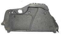 Обшивка багажника левая SKODA SUPERB II 3T 2008,2009,2010,2011,2012,2013,2014,2015