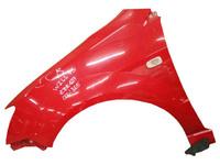 Крыло переднее левое красное с повторителем TOYOTA WILL VS 2001-2004