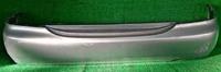 Бампер задний серебро (замят) MITSUBISHI LANCER CEDIA RHD CS 2000,2001,2002,2003,2004,2005,2006,2007,2008,2009
