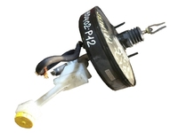 Цилиндр тормозной главный в сборе с вакуумным усилителем NISSAN PRIMERA III P12 2002,2003,2004,2005,2006,2007,2008