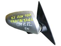 Зеркало заднего вида (боковое) правое электро, 5 контактов NISSAN PRIMERA III P12 2002,2003,2004,2005,2006,2007,2008