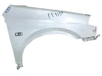 Крыло переднее правое белое с повторителем (потертости) NISSAN PRIMERA III P12 2002,2003,2004,2005,2006,2007,2008