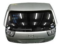 Крышка багажника серебро в сборе с фонарями TOYOTA HARRIER / LEXUS RX XU30 2003-2013