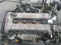 Двигатель (мотор) 1.8 SR18DE KB9634, со стартером, 50000 км. 2WD АКПП в сборе NISSAN PRIMERA II P11 1995,1996,1997,1998,1999,2000,2001,2002