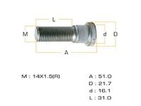 Шпилька ступицы TOYOTA DYNA V U50 / U60 / U70 / U80 / U90 1984-1995