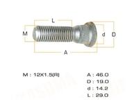 Шпилька ступицы TOYOTA PRIUS A XW40 2011-2021