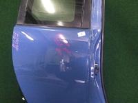 Дверь задняя правая синяя в сборе TOYOTA FJ CRUISER J15 2006-2018
