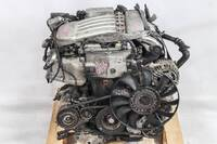 Двигатель (мотор) 2.0, 2.3 AZX 018124, SQ2979, 2003 г. 93000 км. 2WD АКПП в сборе VOLKSWAGEN PASSAT B5 1996,1997,1998,1999,2000,2001,2002,2003,2004,2005