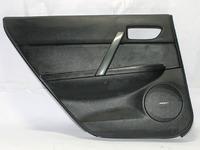 Обшивка двери задней левой MAZDA 6 MPS GG 2005,2006,2007