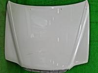 Капот белый в сборе с шумоизоляцией, решетка радиатора TOYOTA CROWN S170 1999-2007