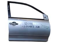 Дверь передняя правая серебро в сборе TOYOTA CORONA PREMIO T210 1996-2001