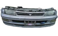 Ноускат серый в сборе бампер, суппорт, радиаторы, фары, ПТФ, поворотники, решетка, диффузоры, усилитель АКПП TOYOTA CARINA T190 1992-1996
