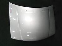 Капот серый (дефект скол, потертости) NISSAN SUNNY B15 1998,1999,2000,2001,2002,2003,2004
