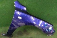 Крыло переднее правое синее с повторителем (потертости) MAZDA AXELA BK 2003,2004,2005,2006,2007,2008,2009