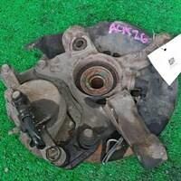 Кулак поворотный левый в сборе со ступицей, диск, суппорт 4WD TOYOTA IPSUM / PICNIC M20 M 20 2003,2004,2005,2006,2007,2008,2009