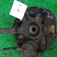 Кулак поворотный правый в сборе со ступицей, диск, суппорт 2WD NISSAN PULSAR V N15 1995,1996,1997,1998,1999,2000