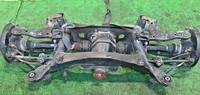 Балка (подрамник) задняя в сборе с редуктором 4.100, привода, рычаги, СПУ, ступицы, суппорты, датчики 2WD АКПП TOYOTA CROWN S170 1999-2007