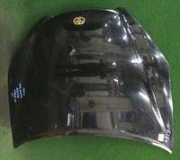 Капот черный в сборе с шумоизоляцией, с решеткой радиатора LEXUS ES IV 300 MCV30 2001-2006