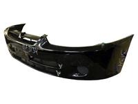 Бампер передний черный с ПТФ, заглушками и антенной MITSUBISHI LANCER VIII CK 1996,1997,1998,1999,2000,2001,2002,2003