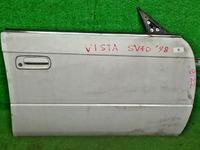 Дверь передняя правая белая в сборе TOYOTA VISTA V40 1994-1998