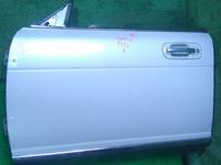 Дверь передняя левая белая в сборе NISSAN CEDRIC VIII Y32 1991,1992,1993,1994,1995